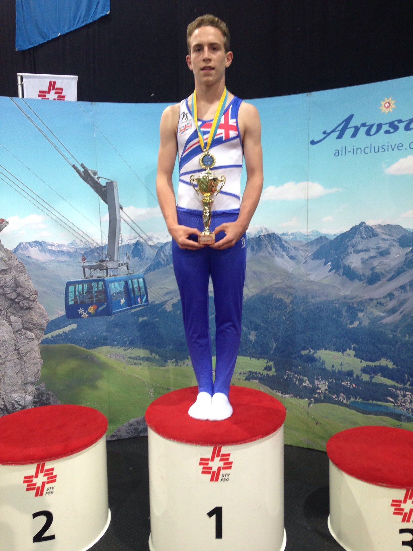 RT @NorthamptonTGA: GOLD for @stamp_andrew at the Nissen Cup 🇬🇧👍🇬🇧 #greatWork #Arosa #Switzerland https://t.co/RrVoIuHwEU