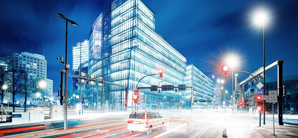 Smart Cities: What's Next for the City of the Future