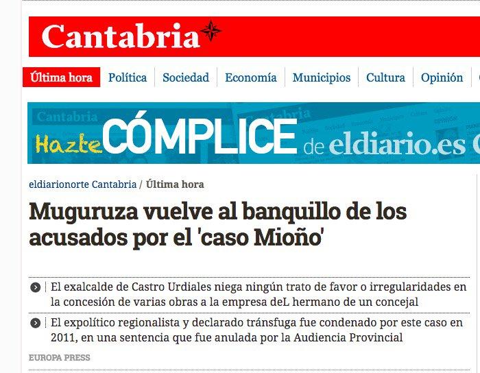 1 #JornadaDeReflexión - FERNANDO MUGURUZA, alcalde de Castro Urdiales (PP) https://t.co/IVvuPpOXS1