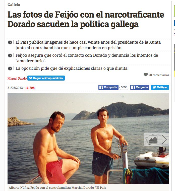8 #JornadaDeReflexión - ALBERTO NÚÑEZ FEIJOO, Presidente de la Xunta de Galicia (PP) y PP de Galicia https://t.co/TuGEl4eI6M