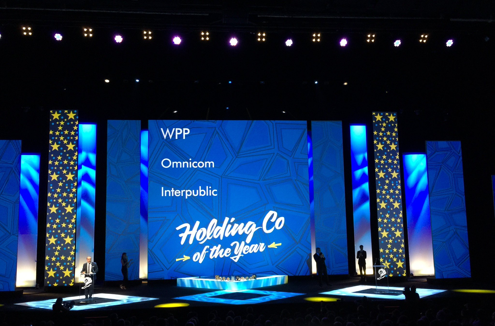 RT @WPP: Creative holding company of the year for WPP and network of the year for @Ogilvy #CannesLions https://t.co/VHfKoSBqOE