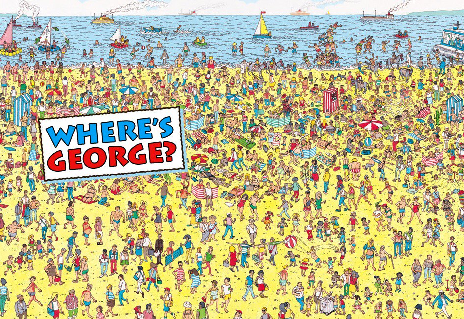 For some reason, the Chancellor's not been seen since Thursday. See if you can find him. https://t.co/tqwg5d2cYG