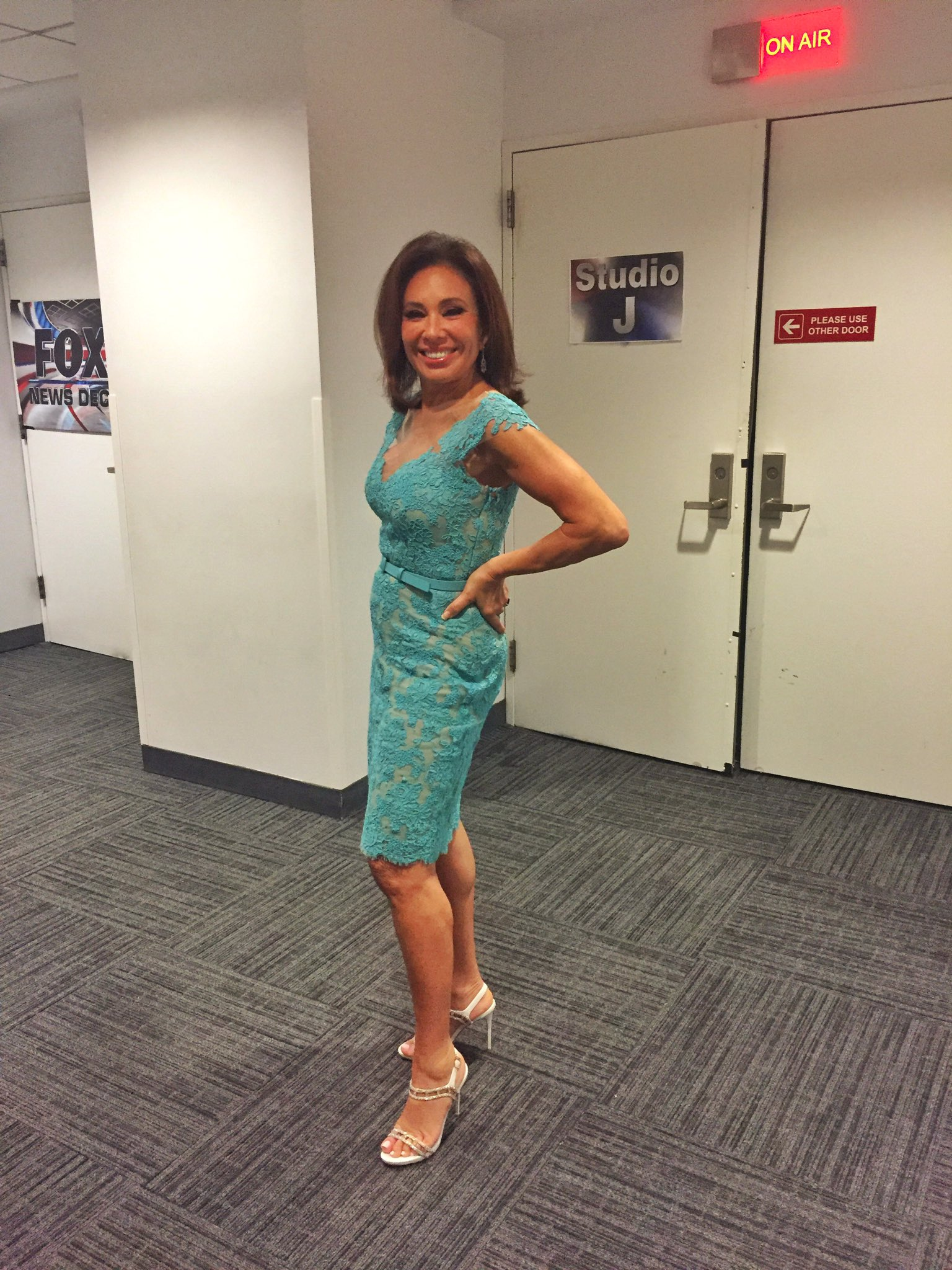 """Jeanine Pirro on Twitter: """"Thanks so much for watching ..."""
