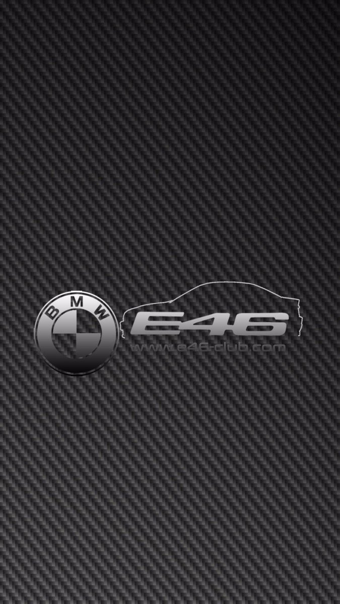 Bmw E46 Club On Twitter Fondo Pantalla Para Movil Bmwe46 Bmwfans