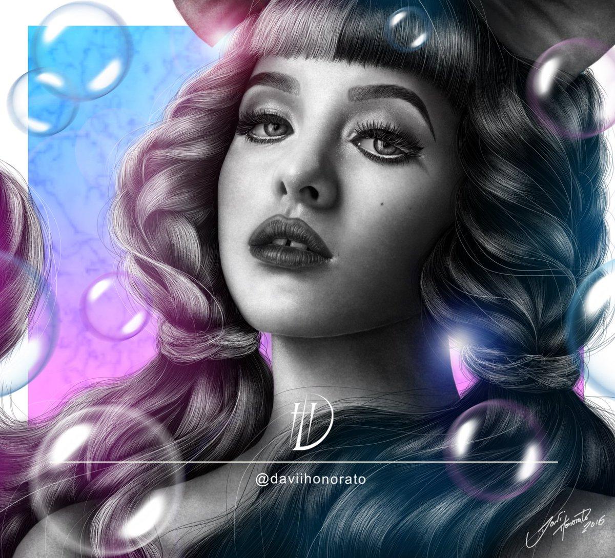 Davii Honorato On Twitter Desenho Da Melanie Martinez