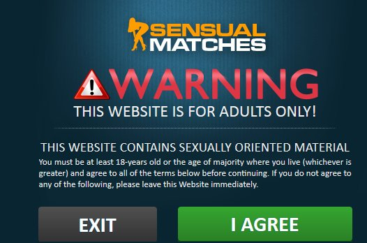 Sensual matches
