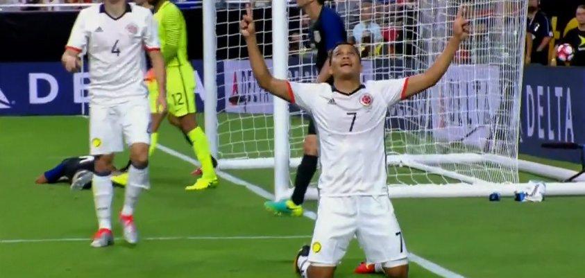Con un gol di Carlos Bacca Colombia batte USA e vince il terzo posto nella Coppa America Centenario USA 2016