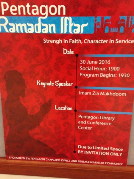 Ramadan  Dinner Party….