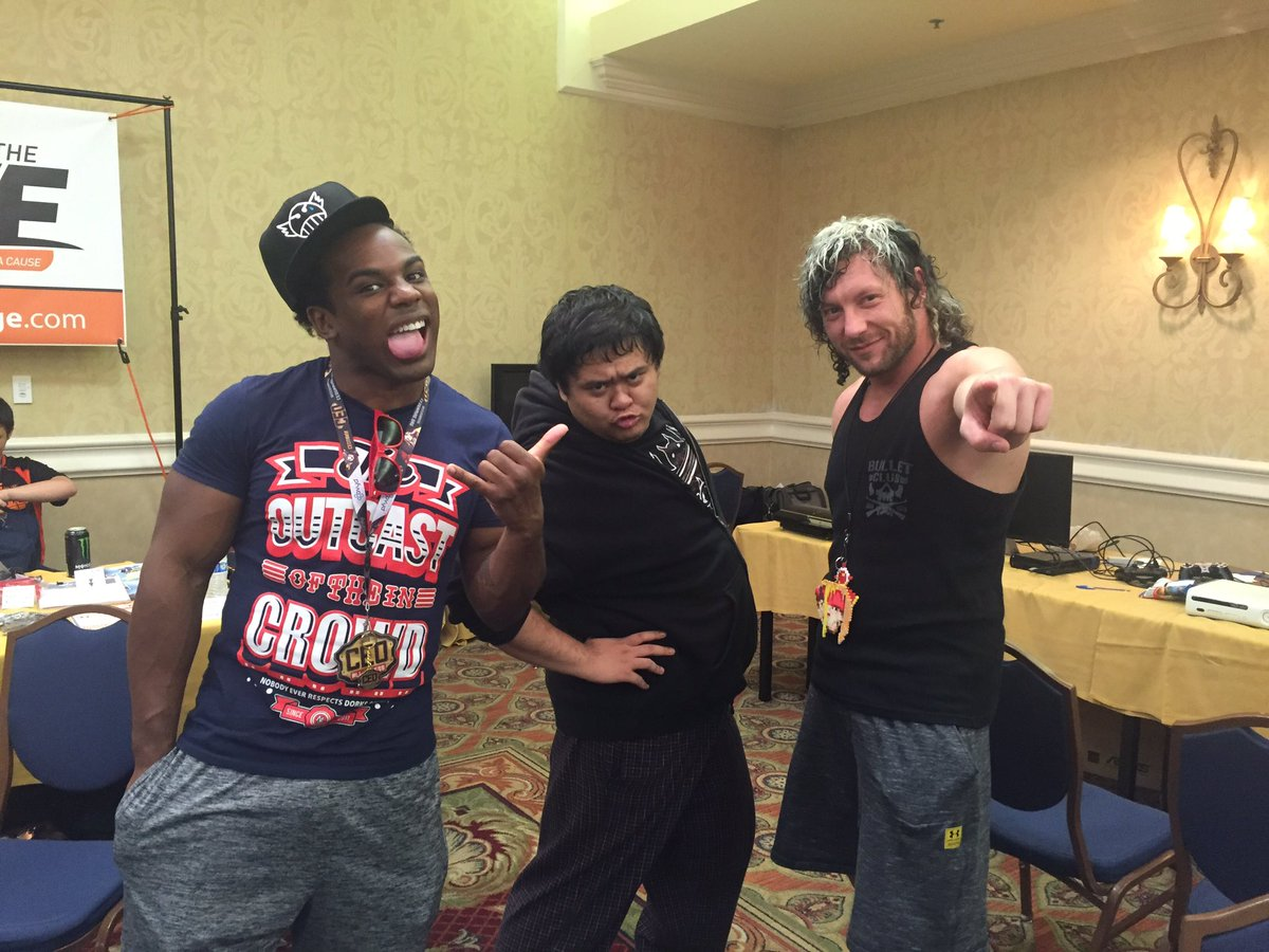 Wanna see some fat pics? NSFW. @KennyOmegamanX @XavierWoodsPhD https://t.co/kkZzp8grZw