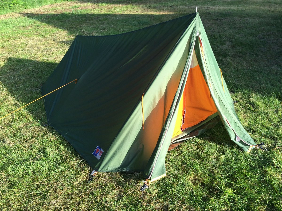 Mark H on Twitter  Vintage C&ing for me this Weekend! @vango Force Ten mk2 Awesome Classic Tent! #retro @1stGothamScoutsu2026   & Mark H on Twitter: