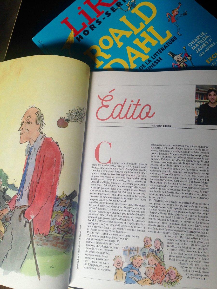 Le magazine lire 2017 2016 suite le blog de mamiehiou - Coup de gigot roald dahl texte integral ...