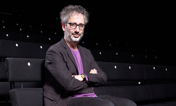 RT @ShentonStage: Really lovely, honest, reflective interview with David @Baddiel in @ObsNewReview.  https://t.co/5jbqr9sBaE https://t.co/I…