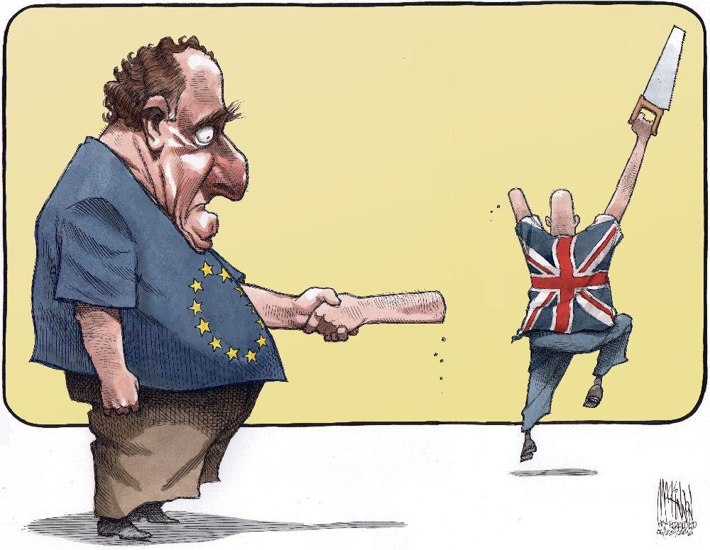 Brexit не повредит поддержке Украины, - Яценюк в США - Цензор.НЕТ 3423