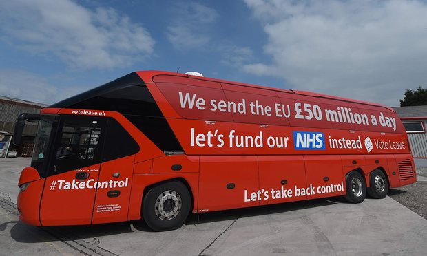 IDS says on #marrshow that £350m going to the NHS was never a commitment and isn't a broken promise