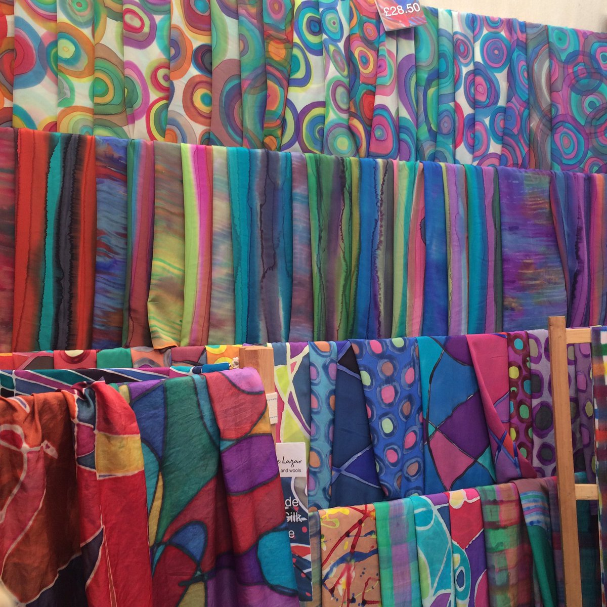 You can never have too many scarves - only one day left   CraftInFocuspic.twitter.com r1NikSJLxB 4223bc9bf0