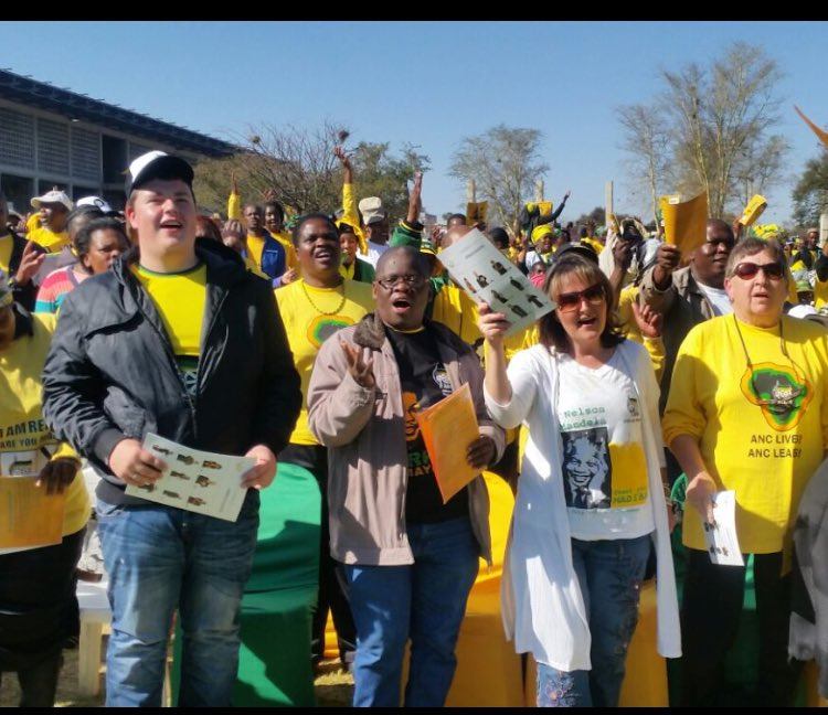 Image result for white anc members