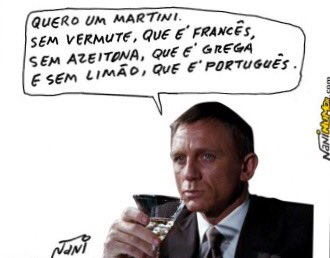 James Bond fora da Uniāo Européia!