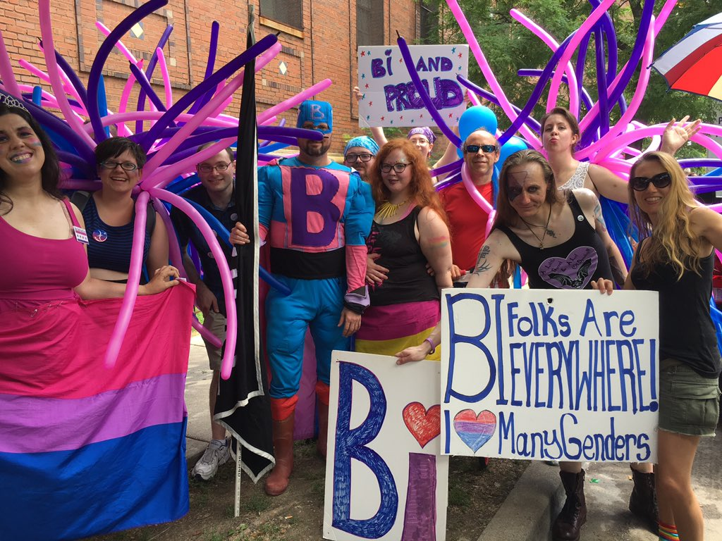 Portland bisexual alliance, jennifer saunders porn