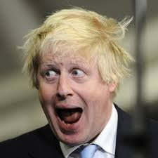 Image result for boris the clown johnson