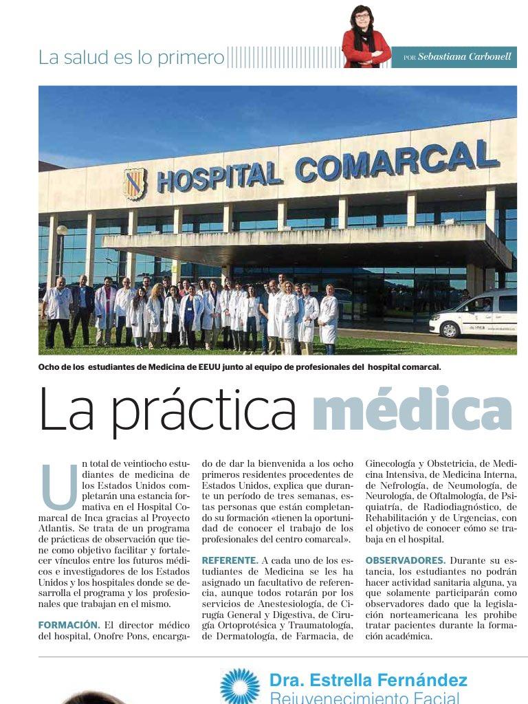 Y también el @HospitaldeInca en el Brisas de ayer #carasconocidasenelBrisas https://t.co/jnAf1OvmTg