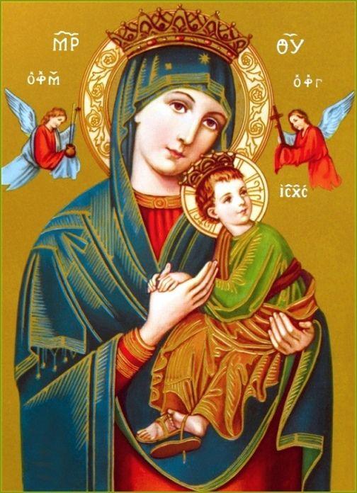 .-Nuestra Señora del Perpetuo Socorro https://t.co/H8JOjzgt0I https://t.co/fOxjXL8Vsv