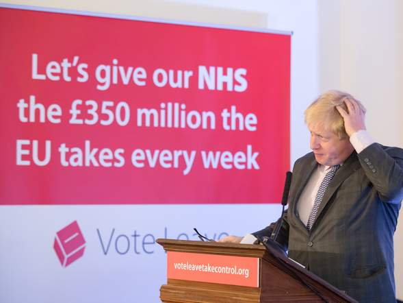 This photograph should follow Boris for the rest of his career. Printed on banners. Shouted from loudhailers.