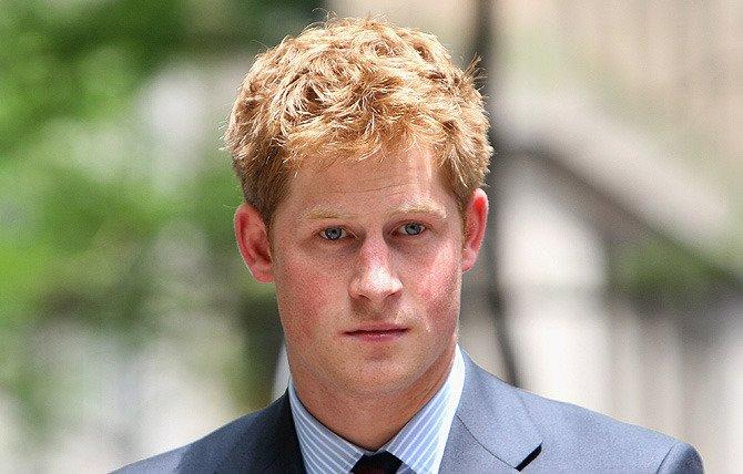 Принц Гарри биография, фото, последние новости 2017