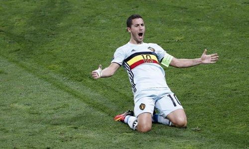 Diretta Live EURO 2016: UNGHERIA BELGIO Risultato 0-4 Video Gol