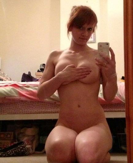Nude Selfie 6524