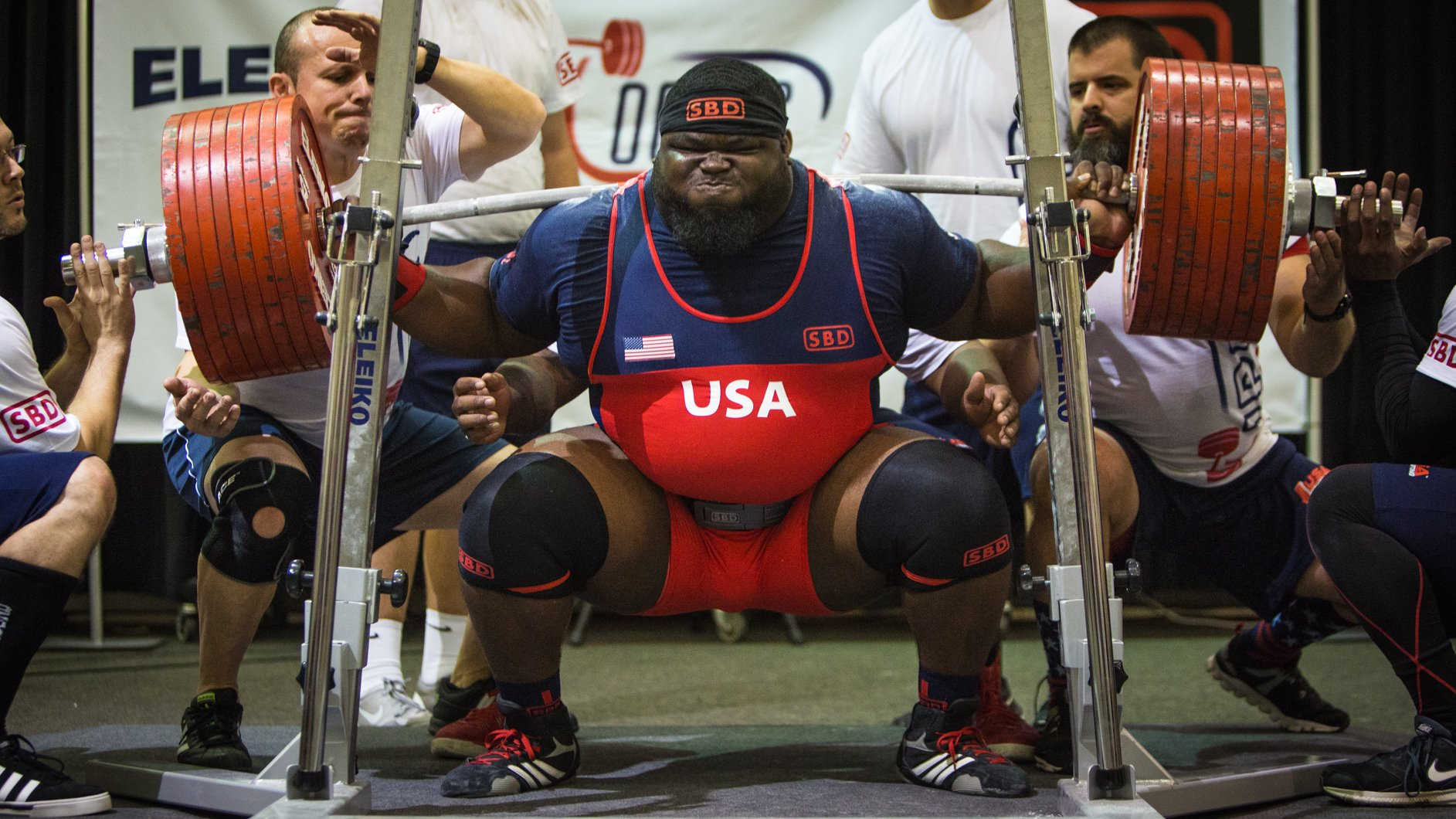 Image result for ray williams squat