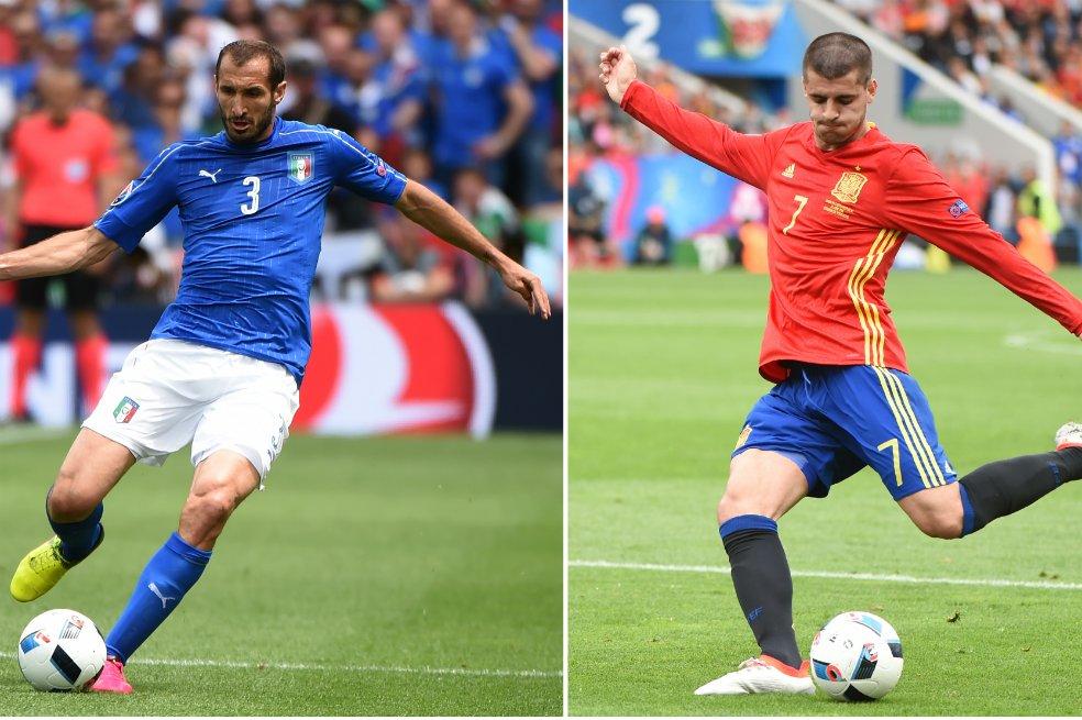 Diretta Italia Spagna Streaming Inghilterra Islanda gratis Rai TV Rojadirecta