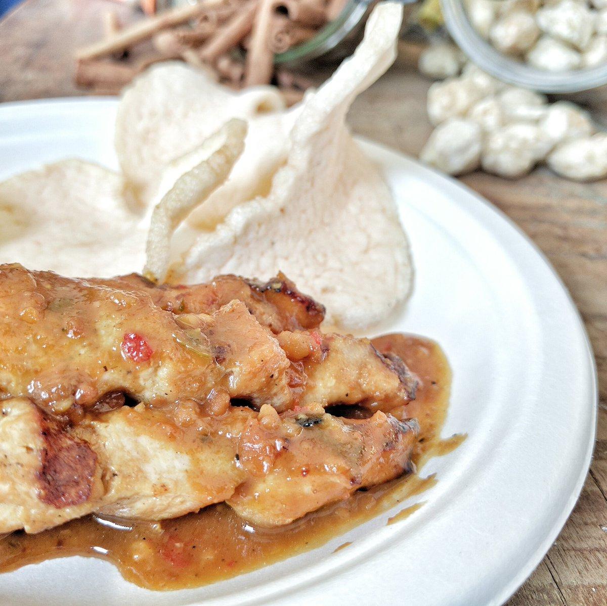 Satay Ayam from Little Sister Indonesia & Noorden Food Bar at Taste of Toronto