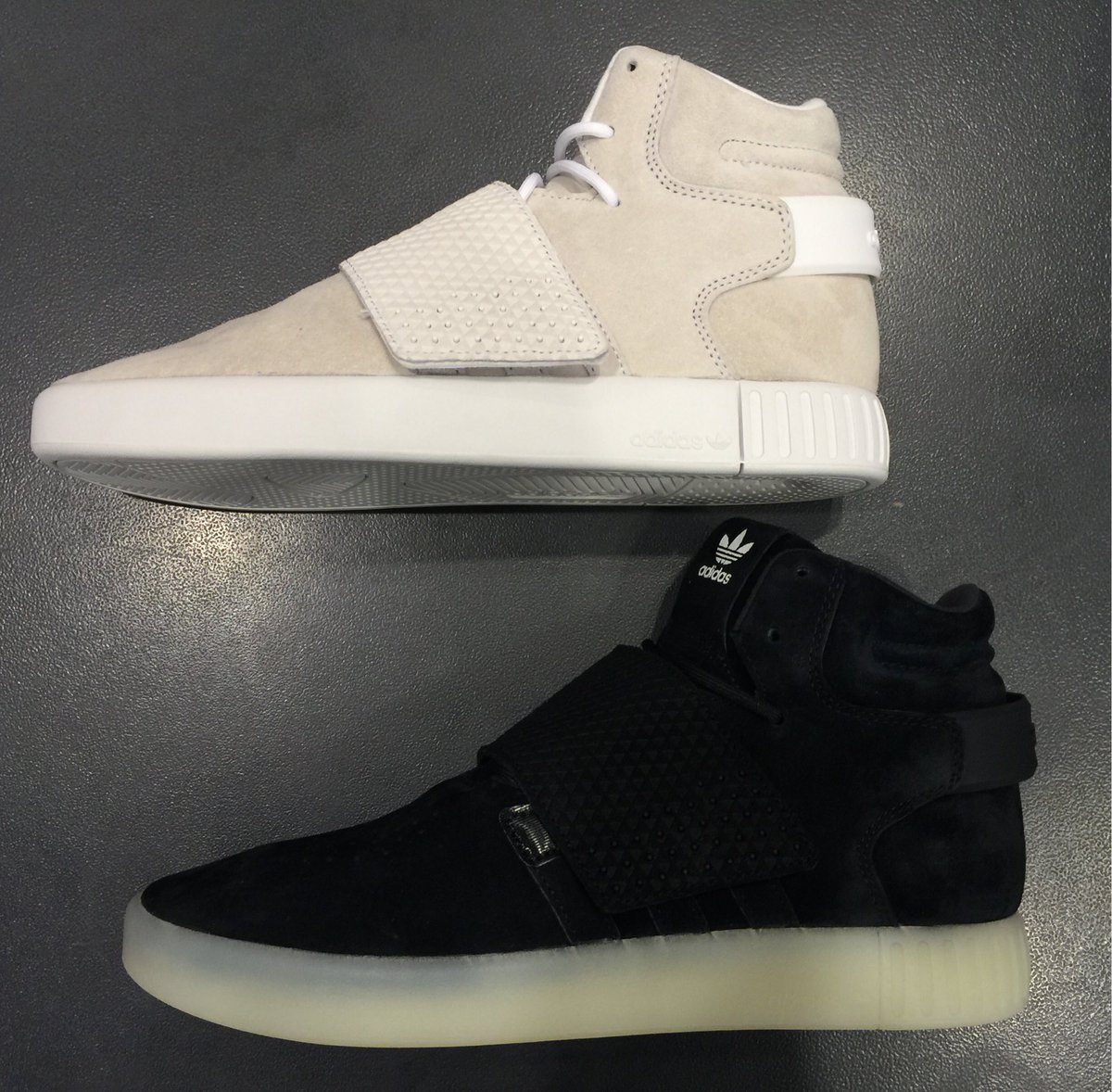 Adidas tubular invader strap black review