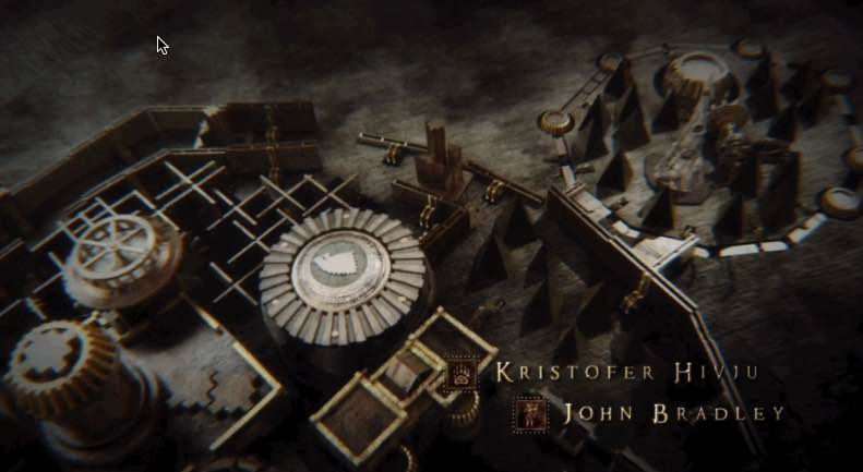 Was just so great to see the House Stark sigil back atop Winterfell in the opening credits of @GameOfThrones. https://t.co/cRcsePogtu