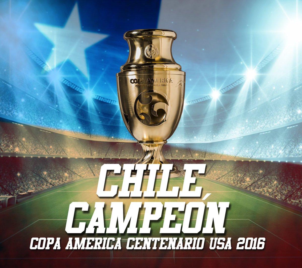 Grande #Chile!