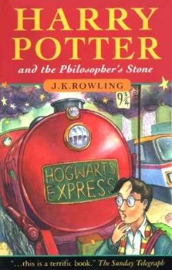On June 26 1997–19 years ago today Harry Potter came into our lives! #HarryPotterAndThePhilosophersStone #JKRowling