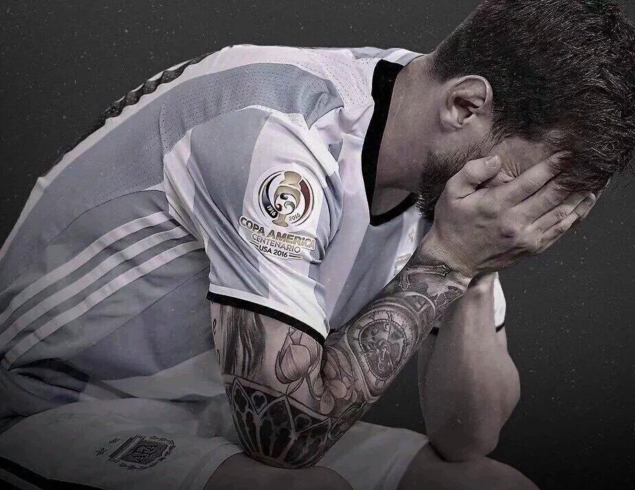 Messi adiós Argentina