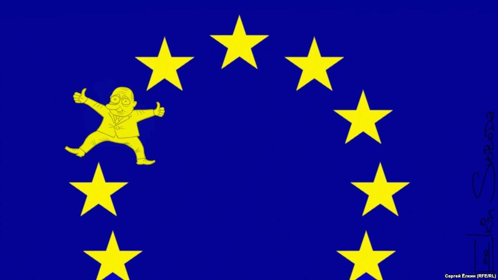 Лидеры ЕС должны подать в отставку из-за Brexit, - вице-президент Европарламента Чарнецкий - Цензор.НЕТ 768