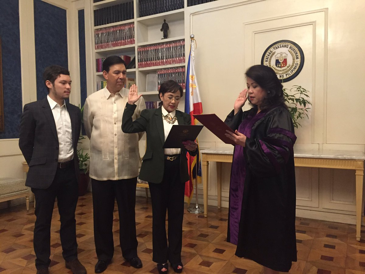Ate Vi gets House committee chairmanship 1