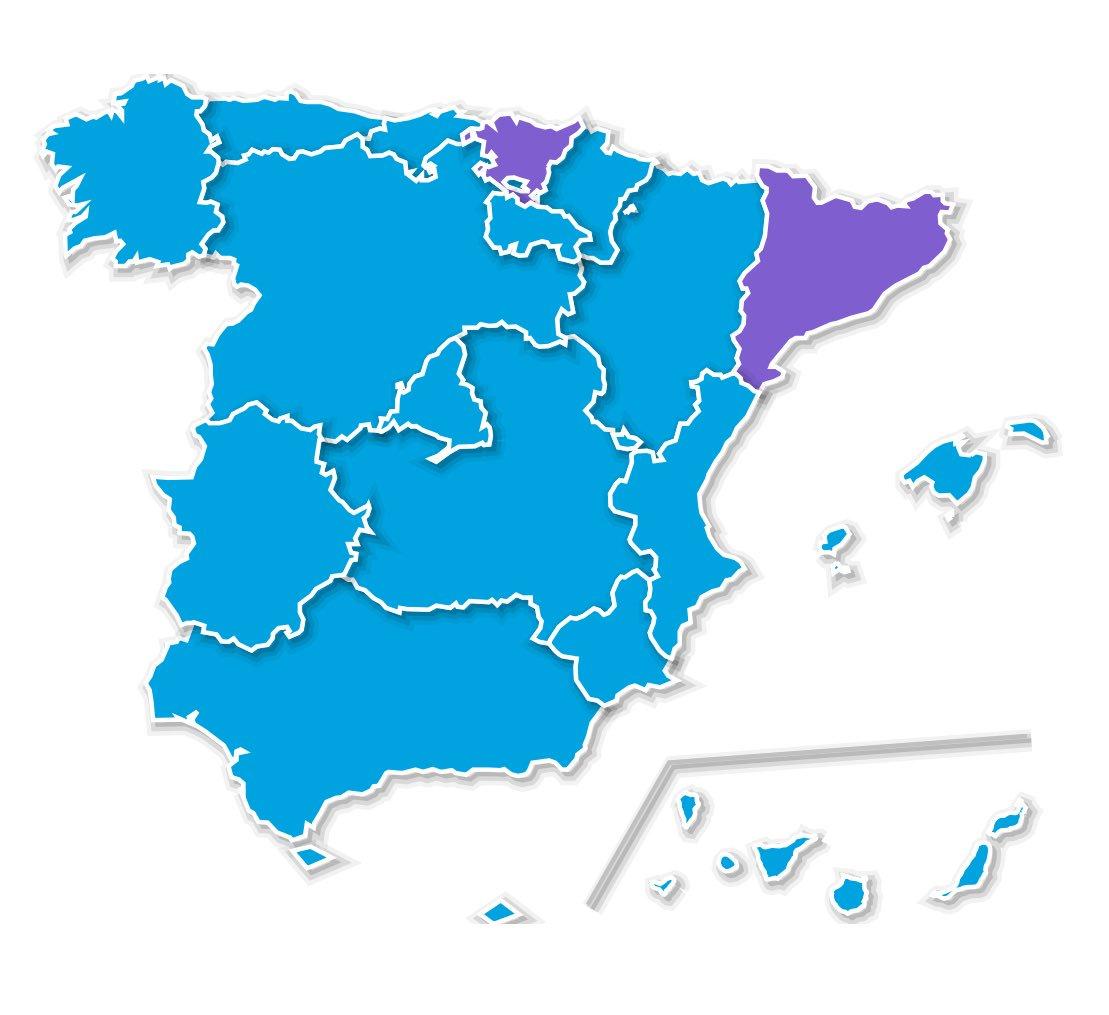 Mapa De España Bonito.David Perez Garcia On Twitter Que Bonito Luce El