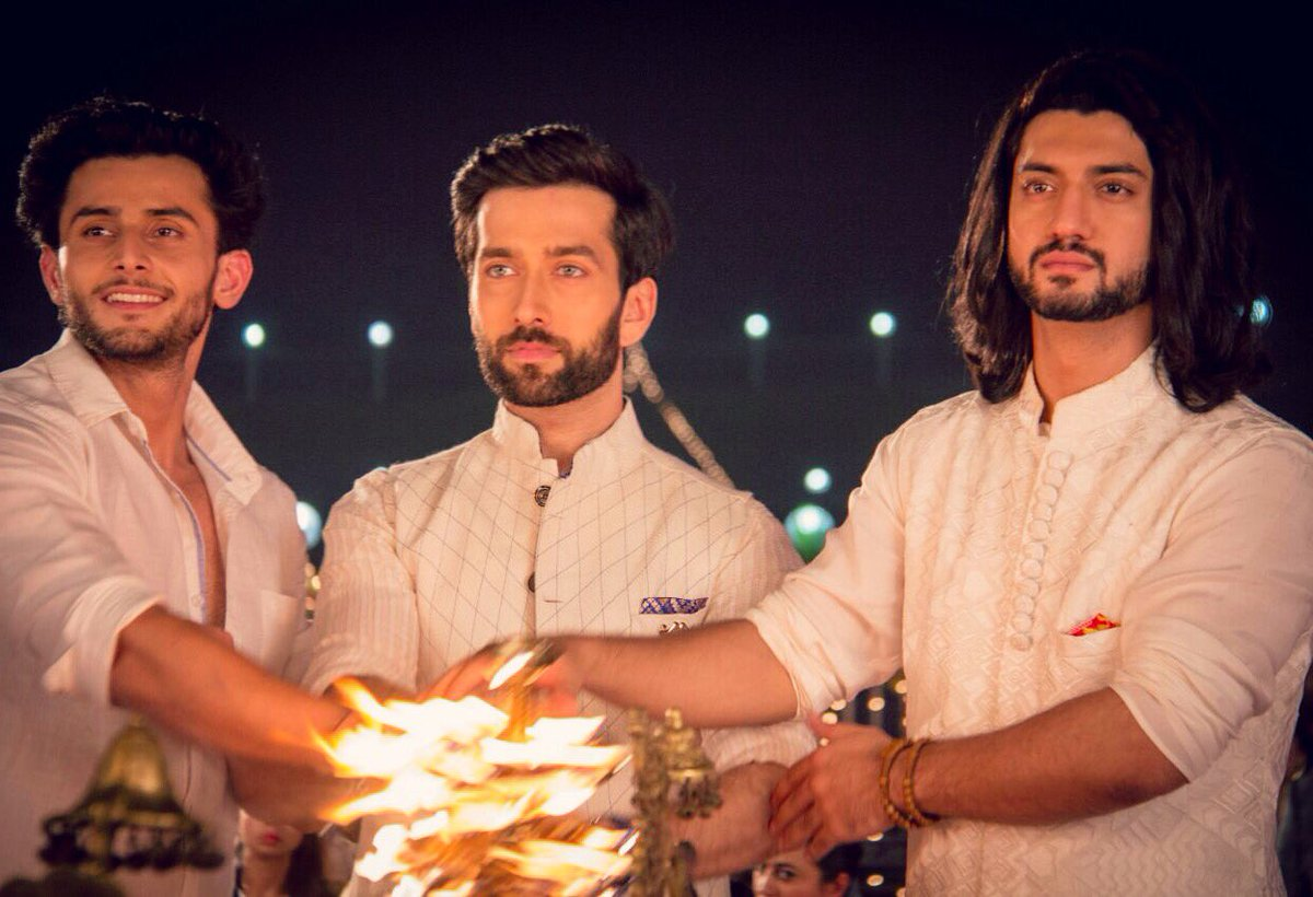 Rudra,Shivaay,Omkara,Ishqbaaz,Star Plus,serial,images,pic,pictures,photos,HD,Nakuul Mehta,Leenesh Mattoo,Kunal jai Singh,actors,lead,actor,character,names