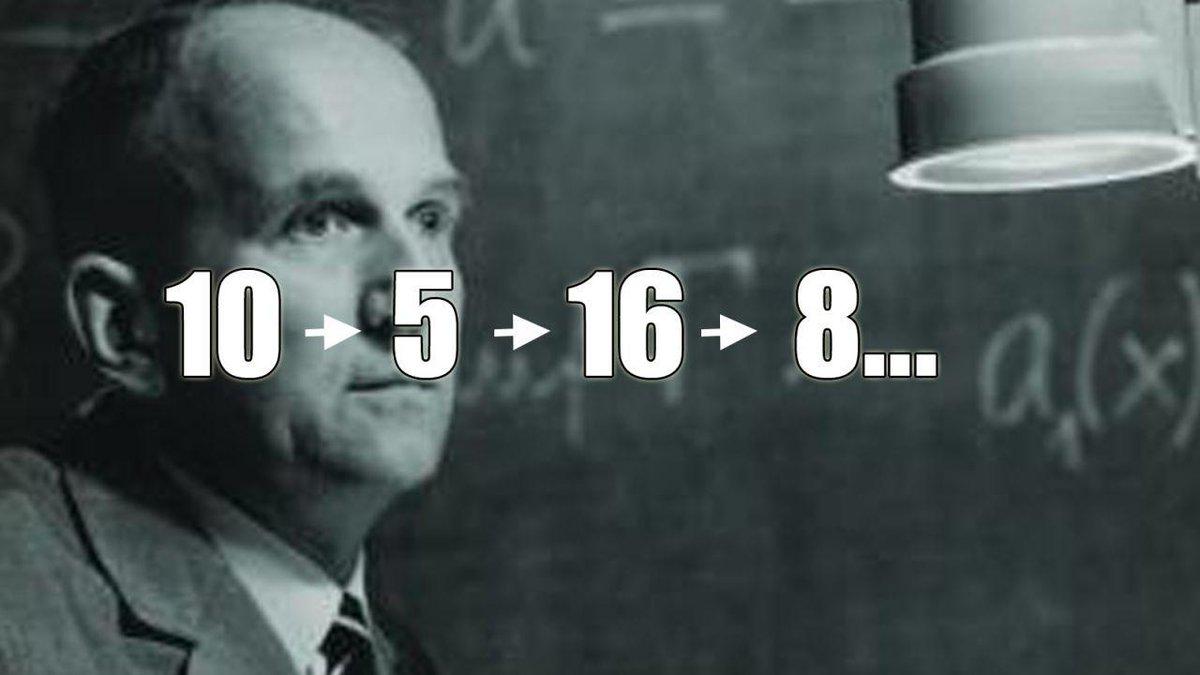 Problemi irrisolti in matematica, la Congettura di Collatz.