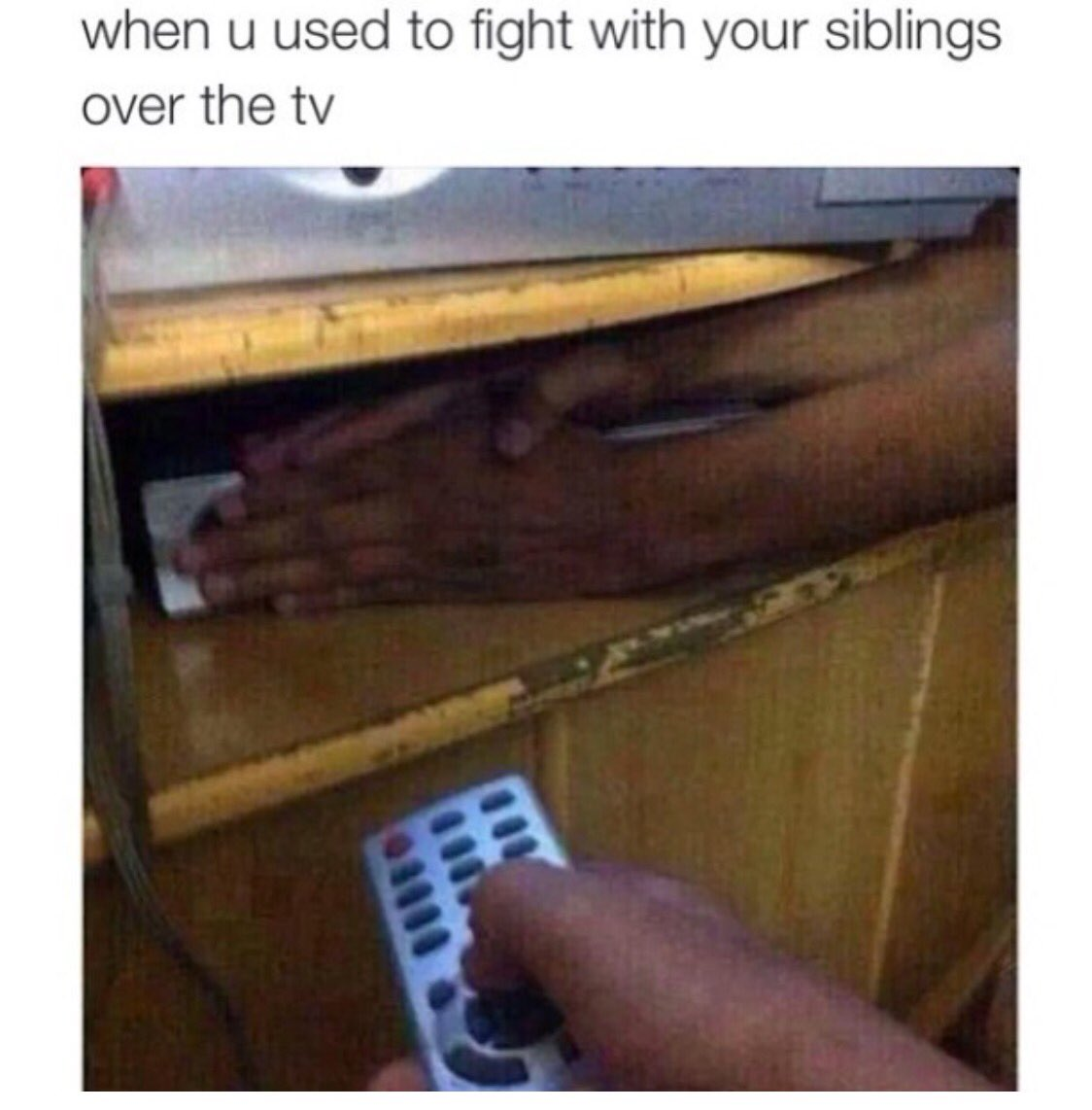 #growingupwithsiblings https://t.co/V1QzYVQTOW