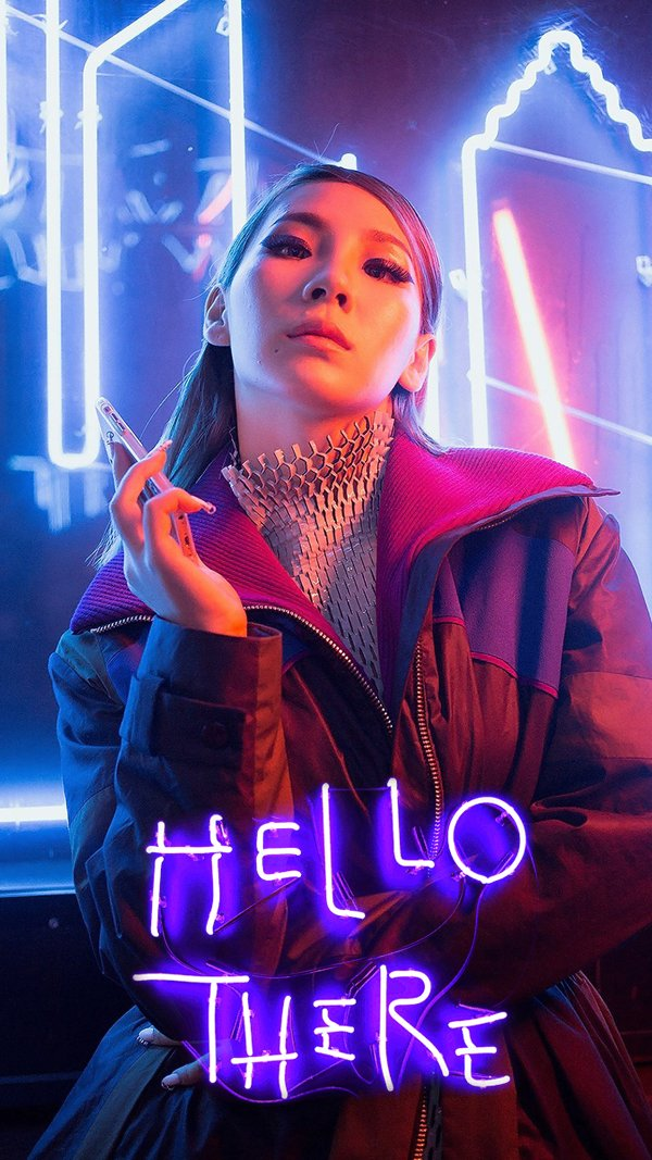 Yg Lockscreen World On Twitter 270616 Cl Phone Lockscreen