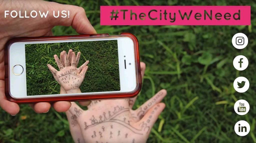 #TheCityWeNeed - towards #Habitat3 & the #NewUrbanAgenda - share your views! … https://t.co/ijG0xeh7uV https://t.co/AZ0aWDPVOq