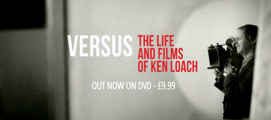 Follow + RT for a chance to win 'Versus: The Life and Films of Ken Loach' on DVD! https://t.co/6VLL0WuHjS