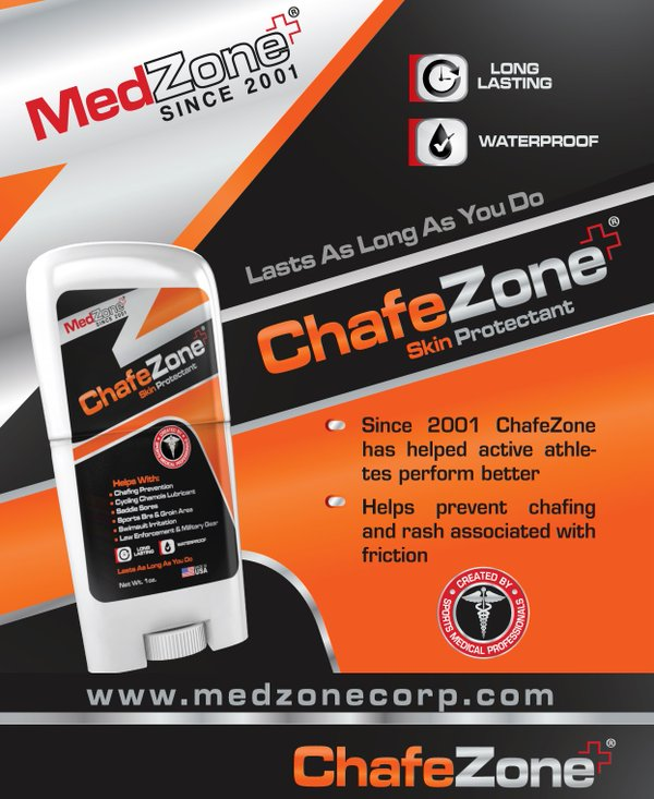 FREE Sample of MedZone ChafeZo...