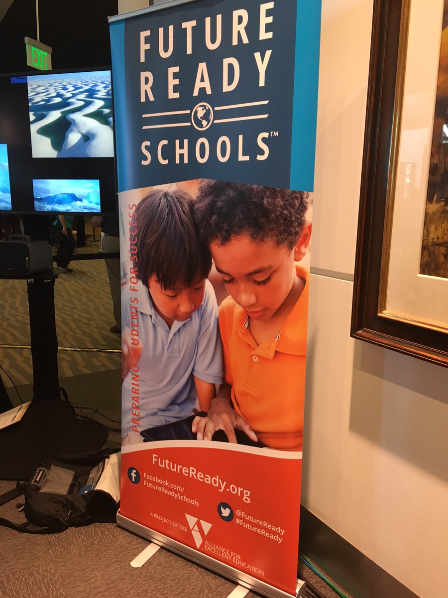 Excited to learn about @FutureReady at the #istelib playground ! https://t.co/fg88B8rcW0