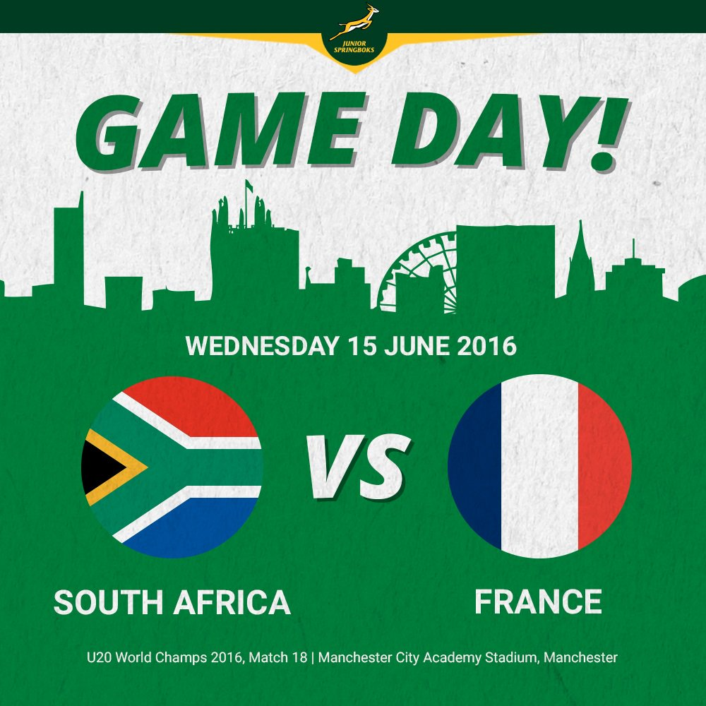 South African Rugby on Twitter: