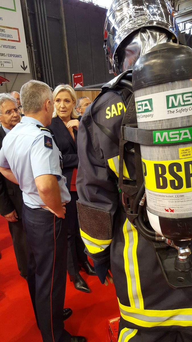 Rencontres pompiers